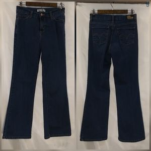 Levi's Jeans - Levi's Perfectly Slimming Bootcut jeans size 8p M